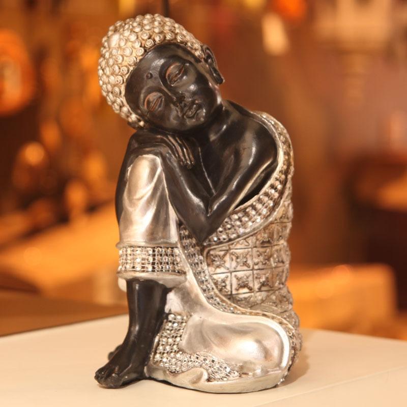 statue bouddha shakyamuni statues bouddhas. Black Bedroom Furniture Sets. Home Design Ideas